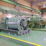 アルミ合金インペラ採用多段ターボブロワ
